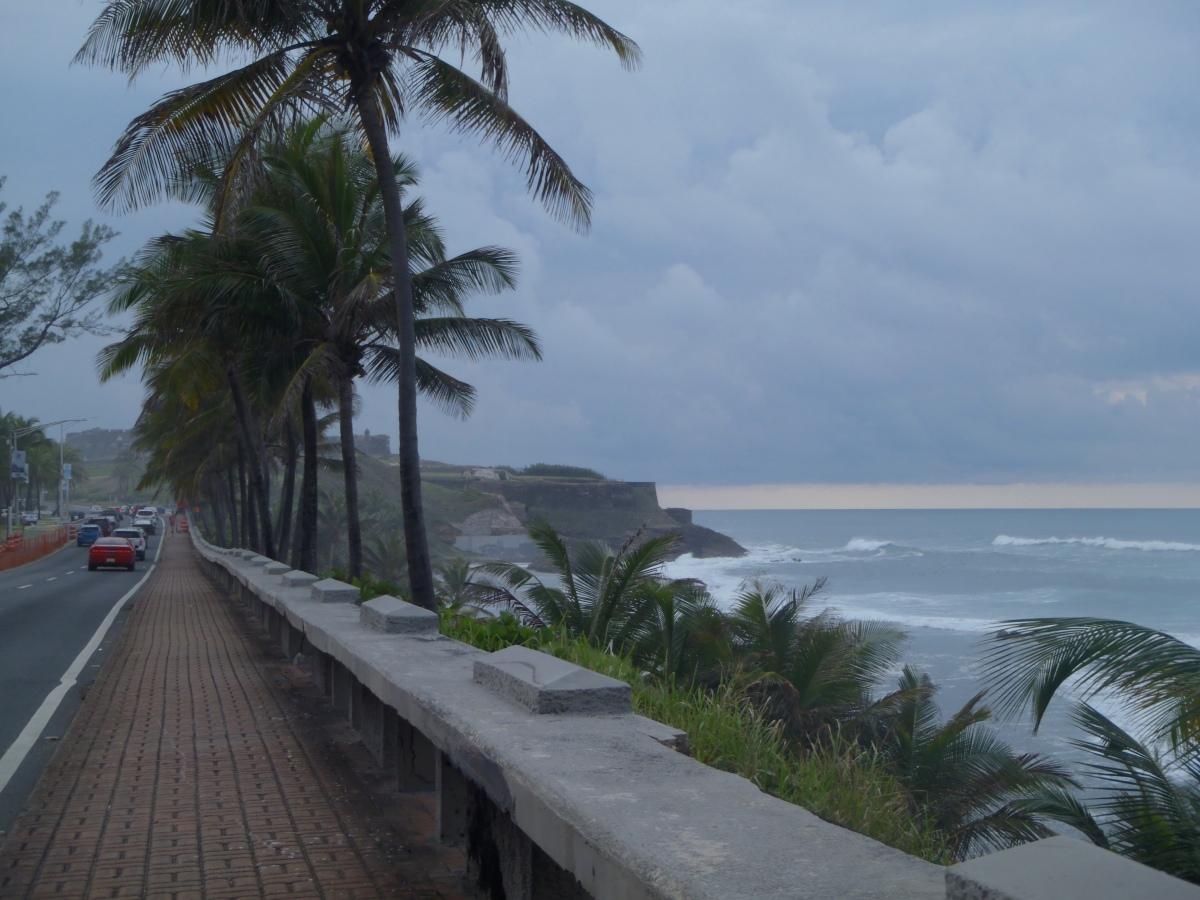 San Juan malecon