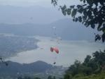Paragliding, Nepal