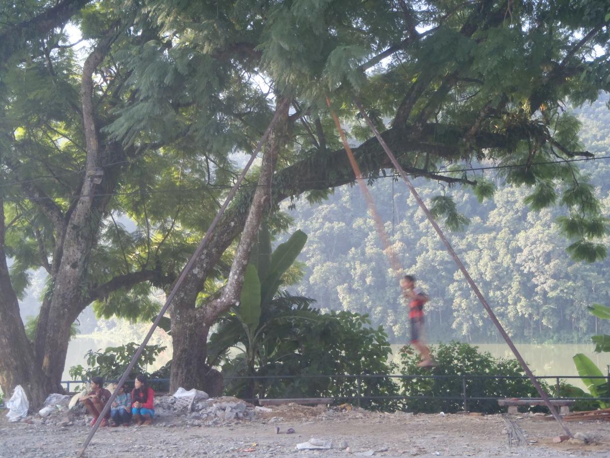 Dashain Swing, Nepal